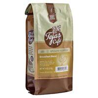 2 Pack Of Tejas Cafe Breakfast Blend Light Roast Ground Coffee