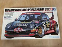 Tamiya Taisan Starcard Porsche 911 GT2 1:24 Model Kit
