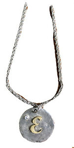 "Jewel Kade Silver Tone 10"" Charm Necklace"