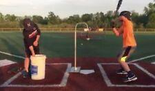 Baseball Home Run Tee- teach your hitter to drive the ball