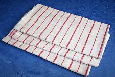 NEU*Vintage 80er Geschirrtuch Wischtuch 3x Handtuch Leinen? Küchentuch 60x 60 cm