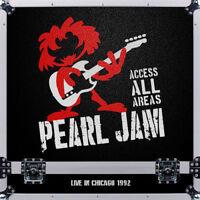 """Pearl Jam : Access All Areas: Live in Chicago 1992 VINYL 12"""" Album (2018)"""