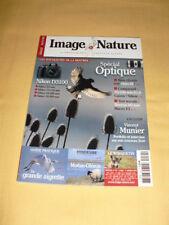 """Image & Nature N°34 septembre 2010 """"spécial optique"""""""