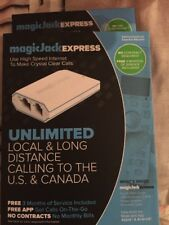 NEW magicJack EXPRESS + Free 3 months Unlimited Calling - Free Shipping