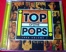 Top Of The Pops 1998 Volume 1 2-CD NEW Steps/Aqua/Five/911/OTT/Texas/Oasis/Robyn