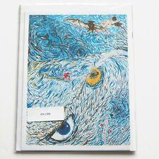 Raymond Pettibon & Marcel Dzama Limited Edition 500 Zine Art Book 2016 - OOP