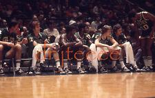 BOSTON CELTICS Bench - 35mm Basketball Slide