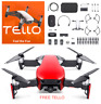 DJI Mavic Air - Flame Red Drone - Fly More COMBO - FREE TELLO