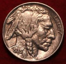 1935 Philadelphia Mint  Buffalo Nickel