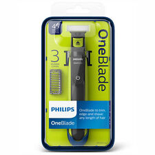 Philips OneBlade QP2520/25 PLUS Replacement 2 blade Pack GREAT VALUE BUNDLE
