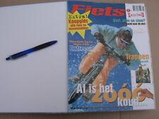 """Jaargang """"FIETS""""  RACE EN MTB, CROSS, MOUNTAINBIKE, etc 11 x 1997"""