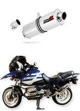 Escape silenciador exhaust DOMINATOR OVAL BMW R1150GS + DB KILLER