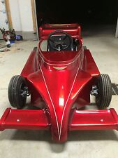 Indy style Go cart kart - fiberglass body - 5hp tecumseh engine