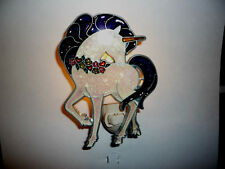 "Stained Glass Style "" Unicorn "" Night Light"
