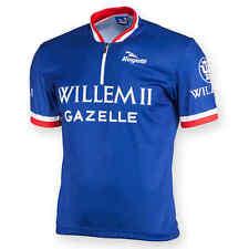 Cycling Jersey Retro Willem II Gazelle New! XL