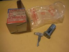 kawasaki  g3 ss g3 tr f5 f8 kh100  key 322 lock steering assy  27016-021