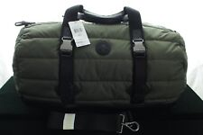 d5dd330bbb Polo Ralph Lauren Olive Mountain Nylon Puffa Duffle Hold All Overnight Bag