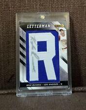 Autographed Kyle Russell Razor Letterman Rookie Card #KR-R Texas Longhorns