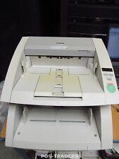 55143 SCANS - Canon DR-9080C USB Color Duplex Document Scanner 600 Dpi 24 Bit
