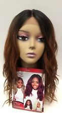 Red Carpet Lace Front Wig  ** RCP775 BEA** - SR1B/30