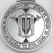 RICHES TALISMAN Necklace Solomon Seal Magical Wealth Amulet Prosperity Pendant