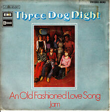 "7"" THREE DOG NIGHT an old fashioned love song 45 SPANISH 1971 jam / conserva"