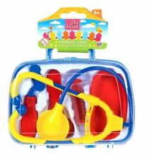 Kids Medical Case Set Doctor Nurse Pretend Role Play Toy Playset