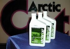 Arctic Cat 2-Stroke Injection Snowmobile Oil 2 Cycle 20:1 - (3) Quart  #0636-028