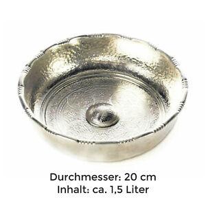 Carenesse Hamamschale Tas Wasserschale Orientalische Schale, 1,5 Liter, 20 cm