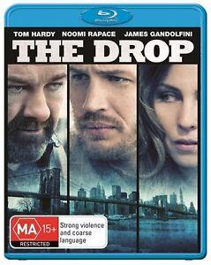 The Drop (Blu-ray, Tom Hardy) Like New Region B 🎬🎬