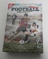 The Classic Interactive Football collection DVD