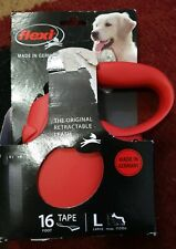 NEW Flexi Tape Retractable Leash 16ft Up to 110lbs. Damaged pack