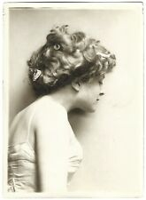 Antique 1910s Early Silent Film Vamp Valeska Suratt Photograph Charles Sheldon