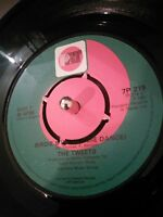 "The Tweets Birdie Song (Birdie Dance) 7"" Vinyl UK PRT ‎– 7P 219 1981 Excellent"