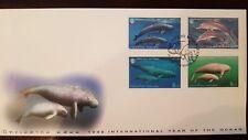 O) 1998 Thailand, International Year Of The Ocean -Cetacean -Orchaella -Tursiops