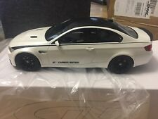 BMW M3 3er E92 COUPE CARBON EDITION WHITE  ZM015 1:18