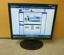 "Samsung SyncMaster E1920NR LS19CLASBUEN Black 19"" LCD TFT Monitor VGA"