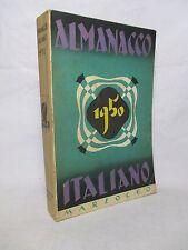 Almanacco Italiano 1950. Piccola Enciclopedia Popolare - Marzocco Pubblicità