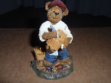 "Longaberger Exclusive, Boyd'S Bears ""Kenny. B. Weaver"" 2003, used!"