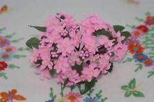Pink Lilac Flowers Antique & Vintage Doll Hat Dress Cissy Elise Revlon Toni Sue