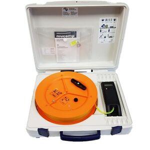 Schlauchwaage Typ H 25-PROBAG NIVCOMP   elektronisch für 1 Mann Bedienung