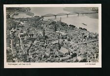 Netherlands Holland NIJMEGEN Aerial RP PPC by KLM c1930/50s?
