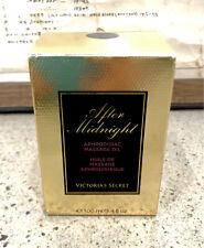 Rare Victorias Secret After Midnight Aphrodisiac Massage Oil Discontinued