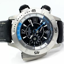 JAEGER-LECOULTRE DIVING PRO GEO MASTER COMPRESSOR WATCH  46MM