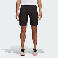 adidas MatchCode 9 Inch Shorts Mens Black Solid Active Wear DX0023
