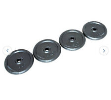 20kg Cast Iron Weight plates 4 X 5 kg  (BRAND NEW & BOXED)