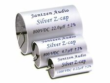JANTZEN audio haut de gamme Audio Condensateur Alumen Z-Cap 1,0uf