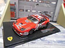 Ferrari 550 Maranello 550 M #50 Le Mans 2006 Blanchemain Gardel bornh SP Ixo 1:43