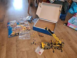 Lego City 7249 XXL Mobile Crane | Incomplete | Boxed | Retired