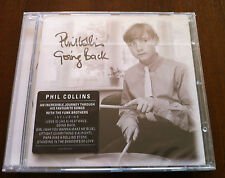 PHIL COLLINS - GOING BACK - 2 CD - 18 TRACKS - NEW & SEALED - NUEVO EMBALADO